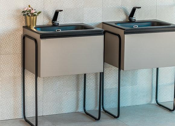 Valessi Uno Tek Çekmeceli Banyo Mobilyası