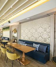 Hotel Pia Bella - Duvar Kağıdı - Yaprak Hamzalar