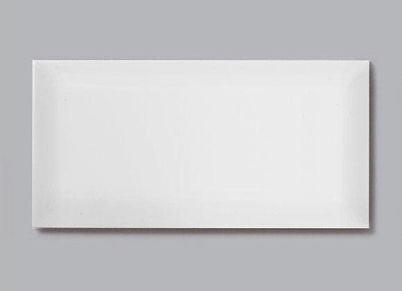 10x20 cm Beyaz Metro