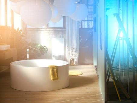 1. Bölüm: Banyo trendleri çıplak kalırsa...