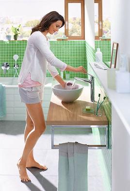 Hansgrohe - Banyo Lavabo Bataryası