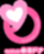 福岡 天神北 メイドカフェ めるドナ ロゴ