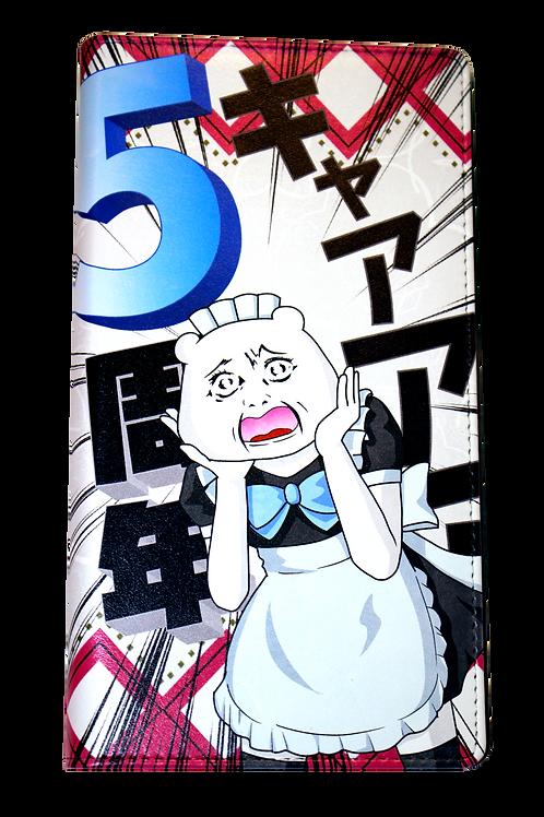 めるドナ5周年記念チェキファイル