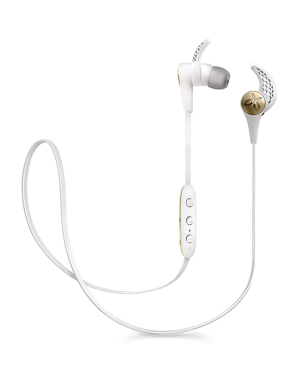 jaybird x3 bluetooth headphones wireless white and gold