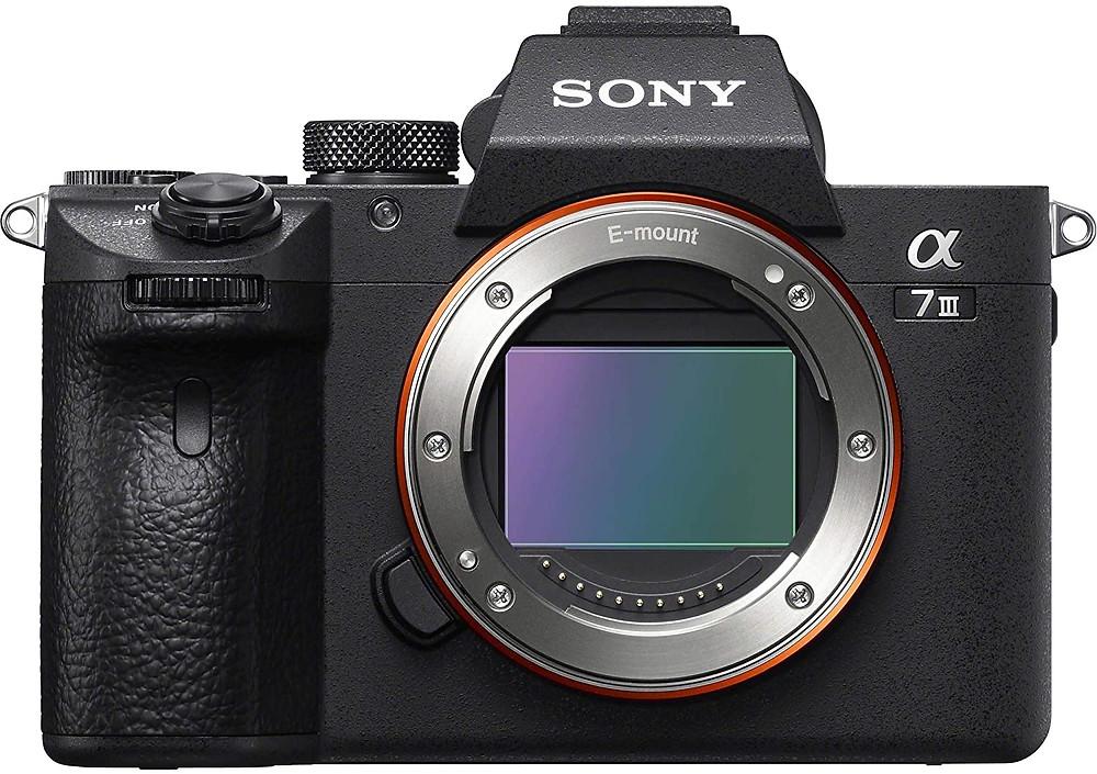 sony a 6300 camera and camera lens from amazon