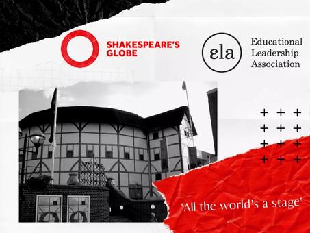 Shakespeare's Globe του Λονδίνου & ELA