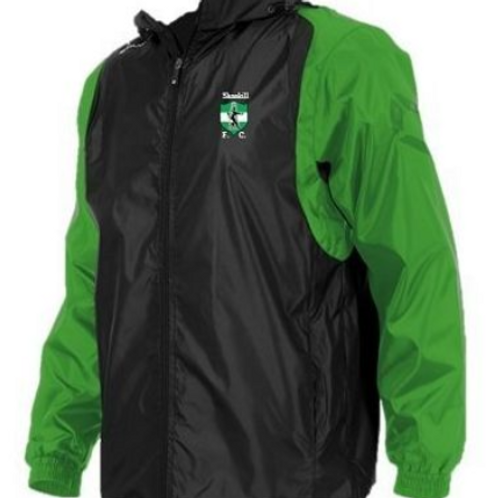 Shankill FC Windbreaker