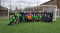 Girls U15 Match Day