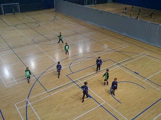 Shankill F.C. 1st ever Futsal Tournament