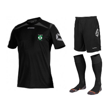 Bundle 3 Shankill FC Girls Academy Top, Shorts & Socks