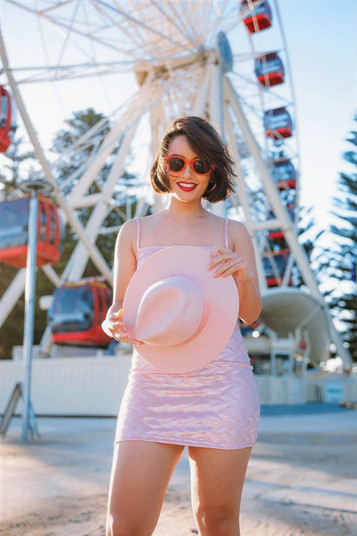Company: Reality Eyewear Photographer: Jess Wharehinga  Model: Aniqua Toquero Make-up: Bridget Ioannou Hair: Lemon Laine Collective Location: Fremantle, Western Australia