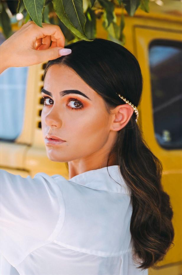 Company: Lemon Laine Collective Photographer: Jess Wharehinga  Model: Jessica Betts Make-up: Bridget Ioannou Hair: Lemon Laine Collective Location: Perth, Western Australia
