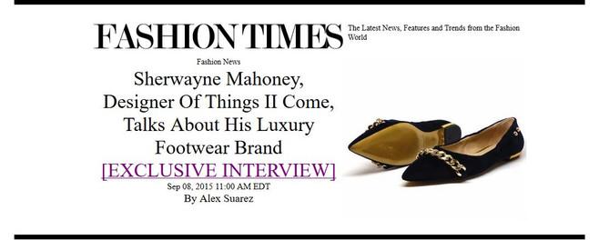 FT - FASHION TIMES Online Magazine