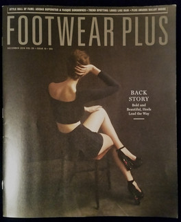 FOOTWEAR PLUS - December 2016 Cover