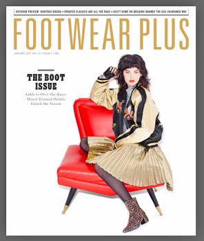 FOOTWEAR PLUS - January 2017 Cover