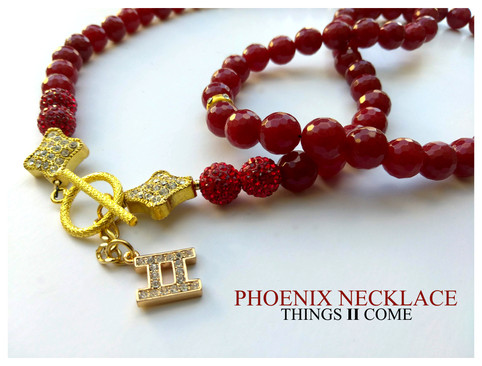The Phoenix Necklace