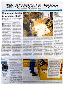 The Riverdale Press - Newspaper