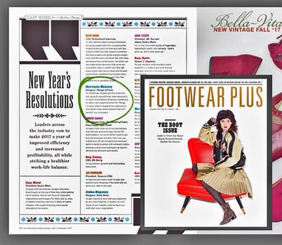 FOOTWEAR PLUS - January 2017