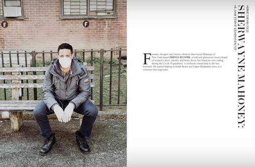 Stylish Magazine 2020.