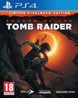 Shadow of the Tomb Raider Edition Steelbook - PS4