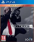 Jeu Hitman 2 - Édition Gold sur PS4 ou Xbox One (Vendeur tiers)