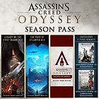 Season Pass Assassin's Creed Odyssey (Inclut AC 3 Remastered + AC Liberation Remastered) sur PS4