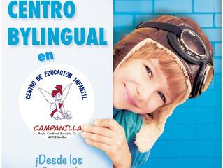 Abrimos nueva sede en la guardería Campanilla, Sevilla