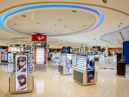 Duty Free Trends  for 2019