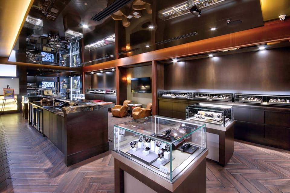 Provident Jewelry. Manufacture & Design of Store Fixtures by Artco Group