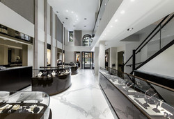 Lester Lampert Jewelers Store Fixtures by Artco Group