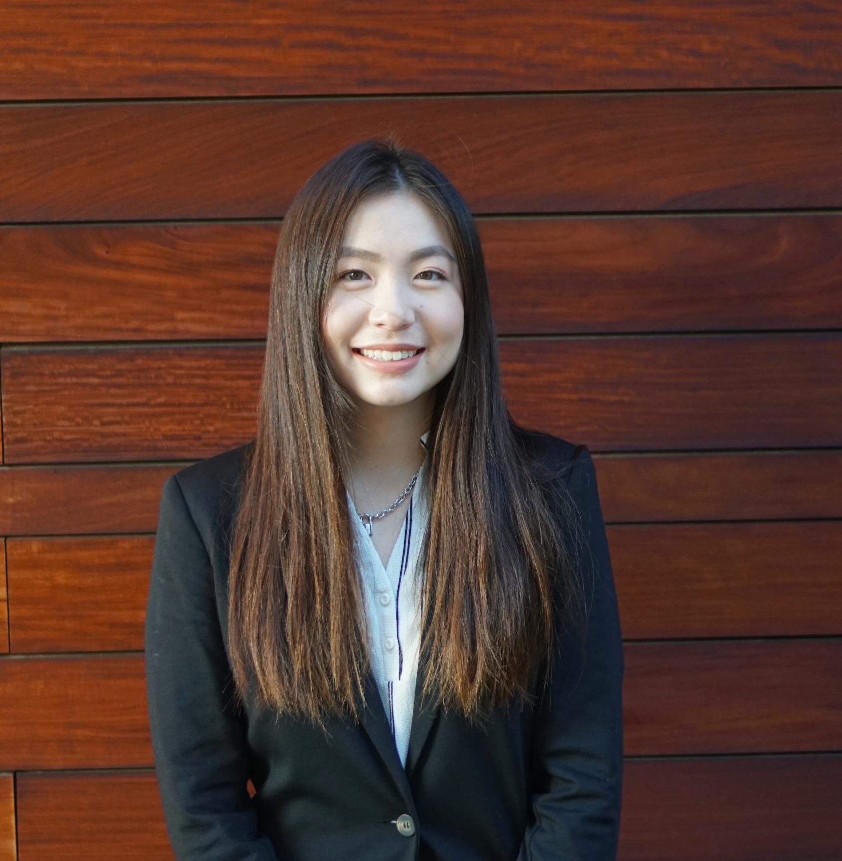 Florence Ao - Marketing Intern