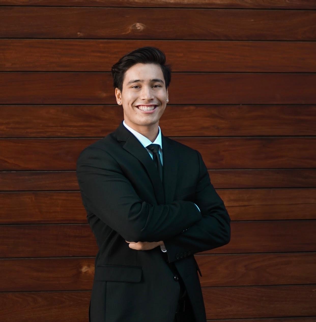 Brandon McDonald - Marketing Intern