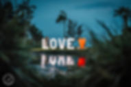 Coffs Coast Love Letters and Love Heart