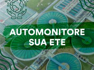 Semana Mundial do Meio Ambiente - Dica 1: Automonitore sua ETE