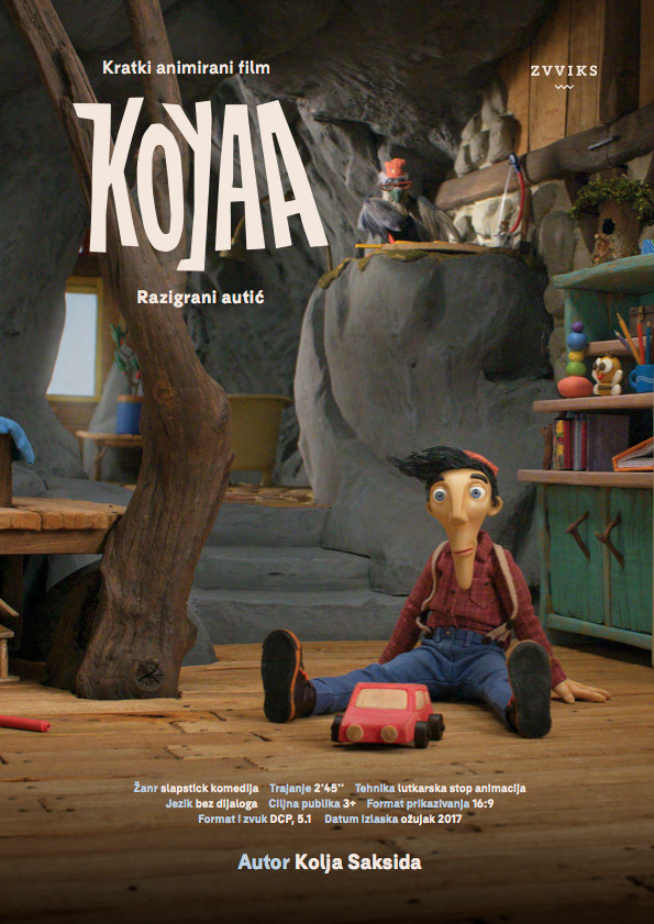 Koyaa  –  Naughty  Toy  Car | 2017