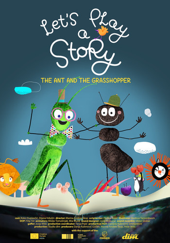 Let's  Play  a  Story:  A  Grasshopper  and  an  Ant | 2015