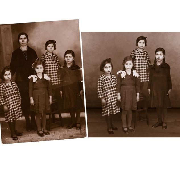 Photo Restoration/Manipulation