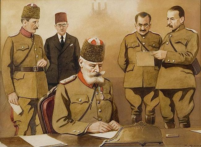 H απελευθέρωση της Θεσσαλονίκης το 1912