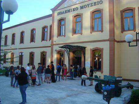 Το Open House 2013 στο Πολεμικό Μουσείο Θεσσαλονίκης