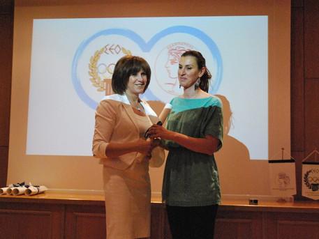 Οι μητέρες των ολυμπιονικών Λονδίνου & Πεκίνου βραβεύονται