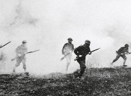 Η χημική απειλή κατά τον Α' Παγκόσμιο Πόλεμο (1914-1918)