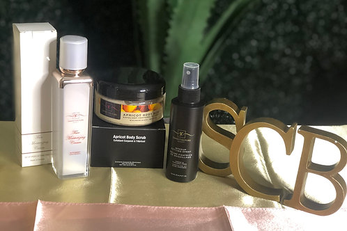 The Luxurious Pampering Combination