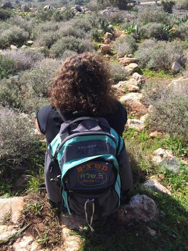 מאירות שביל ישראל בגליל התחתון