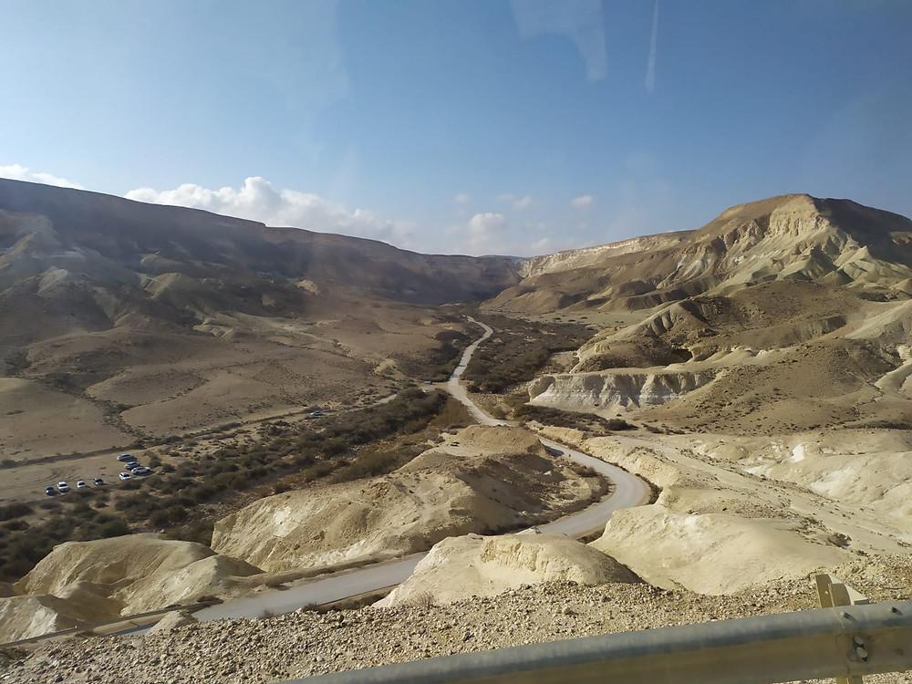 טיולי נשים מאירות שביל ישראל מסלול 43