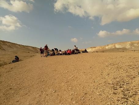 מאירות שביל ישראל מסלול 43 נחל צין, עין עקב, מעלה דבשון