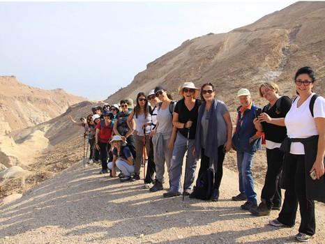 מאירות שביל ישראל מסלול 22