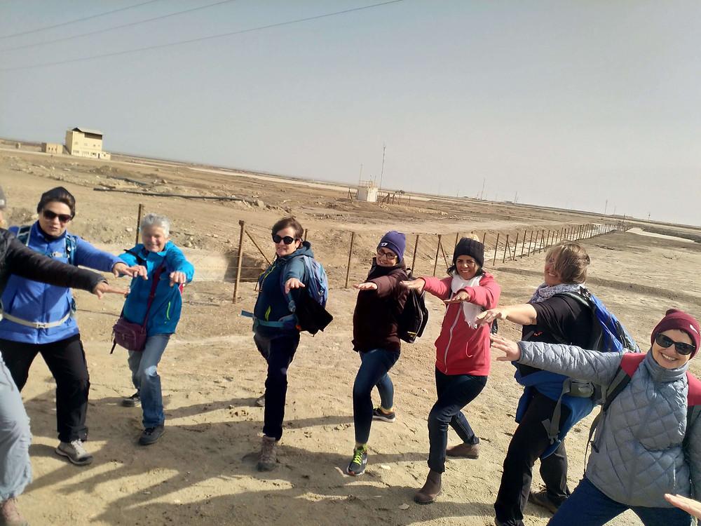 מאירות שביל ישראל מסלול 25 בהר סדום