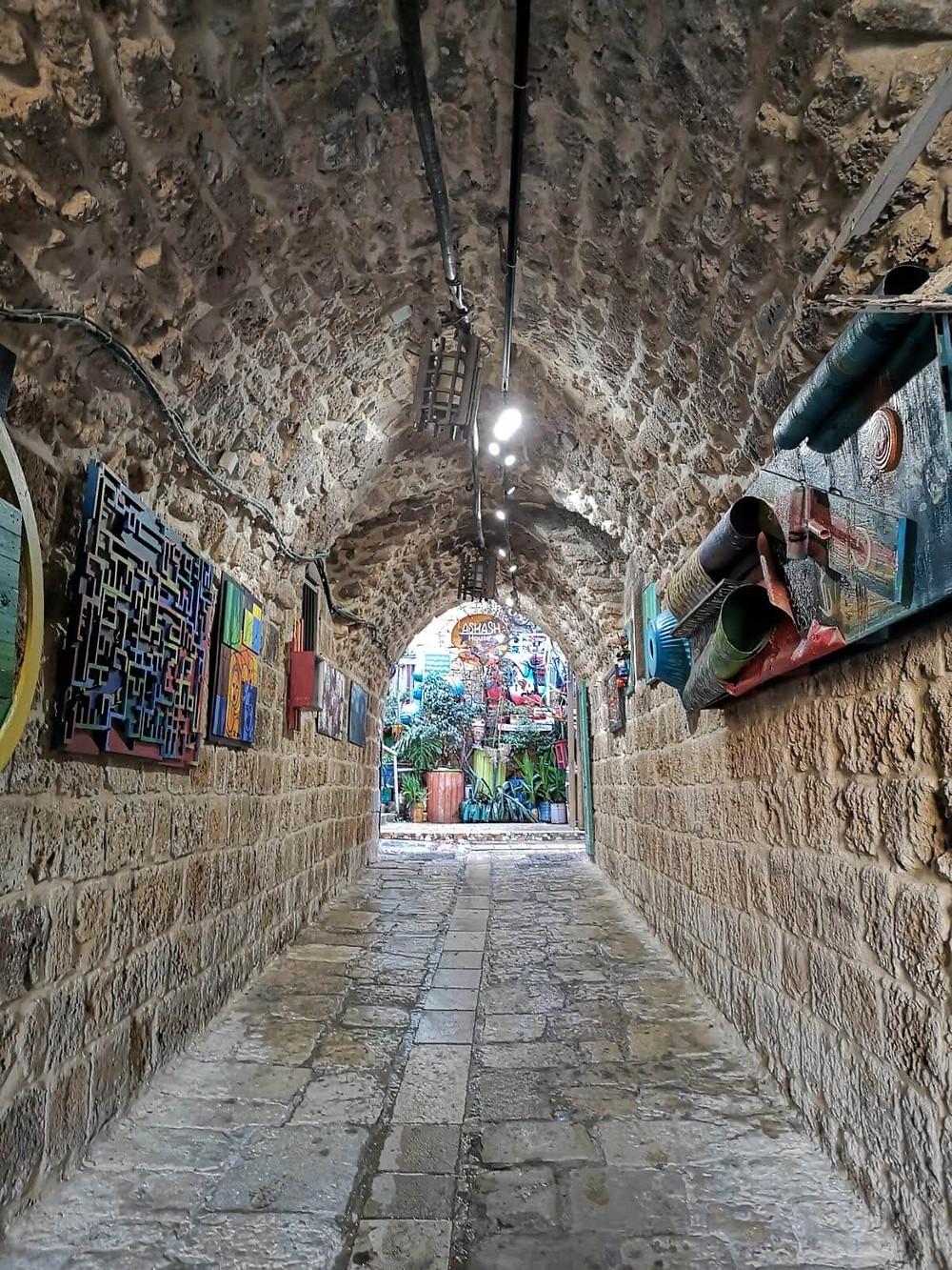 מאירות שביל ישראל מתארחות אצל וליד קשאש