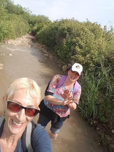 מאירות שביל ישראל בנחל ציפורי מסלול 18