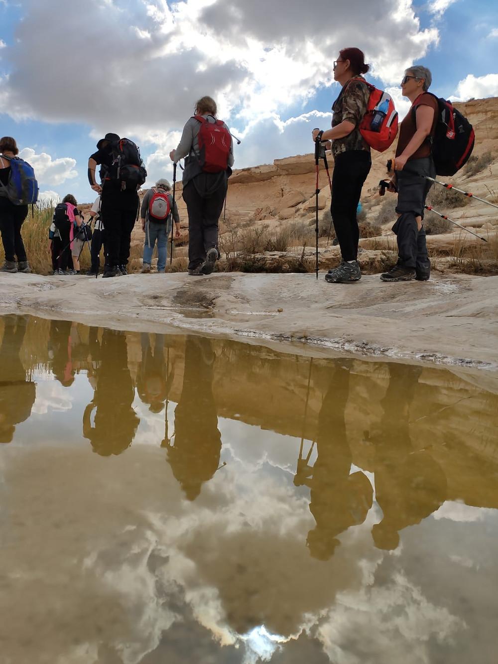 טיולי נשים - מאירות שביל ישראל מסלול 43 עין עקב